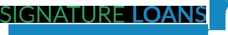 Personal Loans, Signature Loans Online | SIGNATURE LOANS
